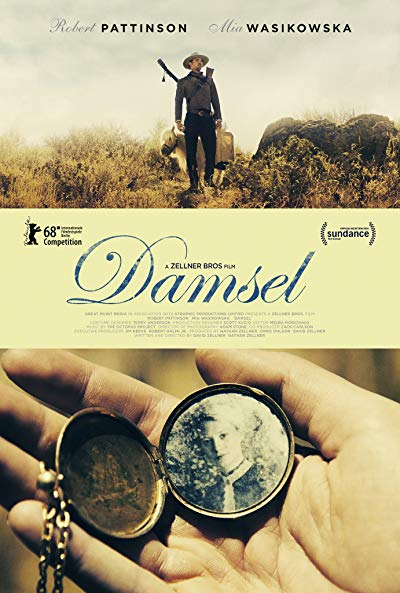 Damsel 2018 1080p BluRay DTS x264-iFT