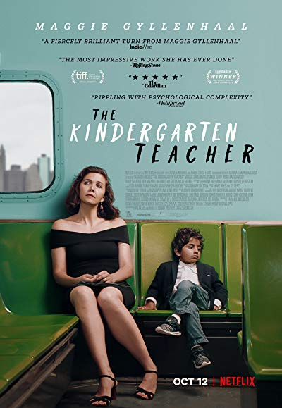 The Kindergarten Teacher 2018 1080p BluRay DD5.1 x264-DON