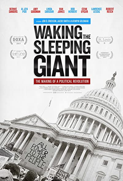 Waking the Sleeping Giant The Making of a Political Revolution 2017 720p WEB-DL DDP5.1 H264-OPUS