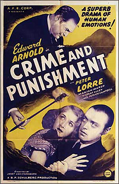Crime and Punishment 1935 1080p BluRay FLAC x264-GHOULS