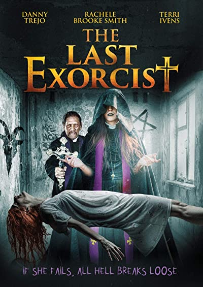 The Last Exorcist 2020 1080p WEB-DL DD5.1 H264-EVO