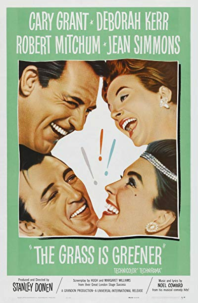 The Grass Is Greener 1960 BluRay REMUX 1080p AVC FLAC1.0-EPSiLON