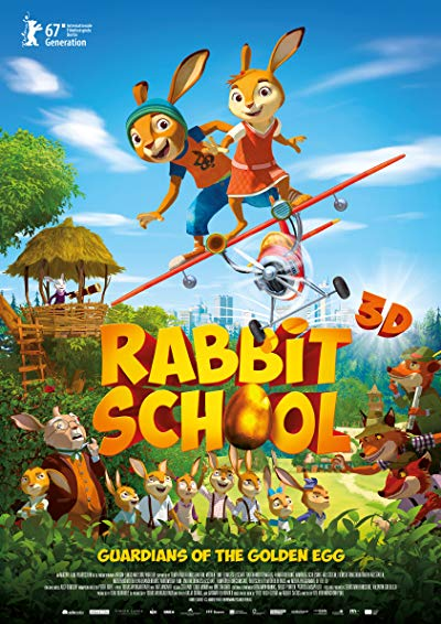 Rabbit School Guardians of the Golden Egg 2018 1080p WEB-DL DD5.1 H264-EVO