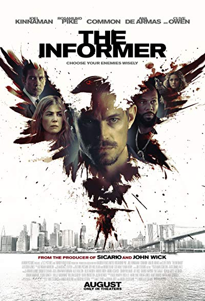 The Informer 2019 1080p BluRay DTS x264-DON