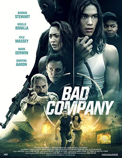Bad Company 2018 AMZN 1080p-CBR WEB-DL AAC H264-NTG