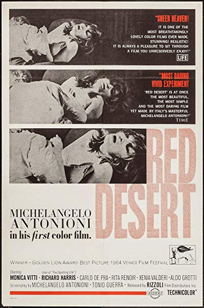 Red Desert 1964 PROPER 720p BluRay FLAC x264-SADPANDA
