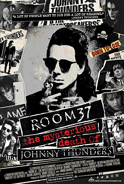 Room 37 The Mysterious Death of Johnny Thunders 2019 720p BluRay DD5.1 x264-SPOOKS