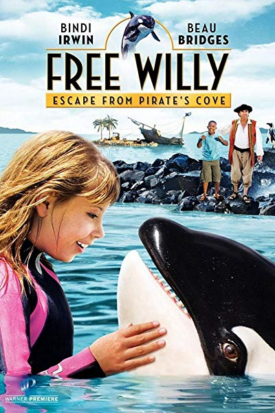 Free Willy Escape from Pirates Cove 2010 1080p BluRay DTS x264-THUGLiNE