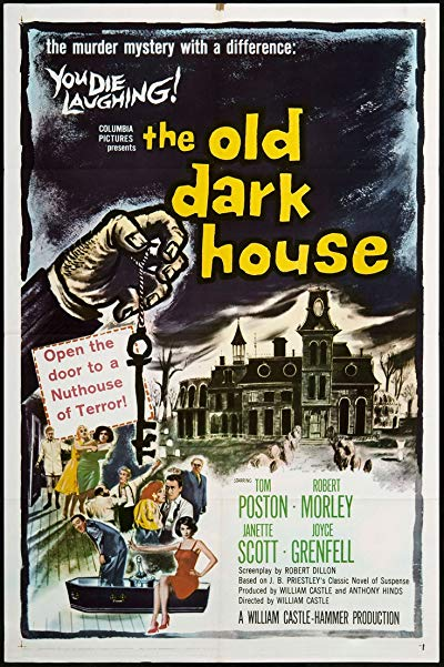 The Old Dark House 1963 COLORiZED 720p BluRay DD1.0 x264-GHOULS