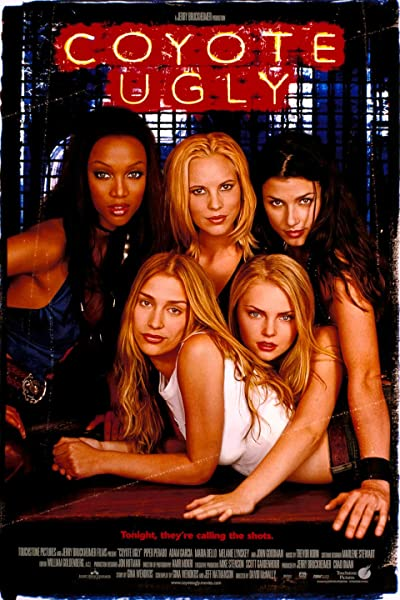 Coyote Ugly 2000 Extended Cut BluRay REMUX 1080p AVC DTS-HD MA 5.1 - KRaLiMaRKo