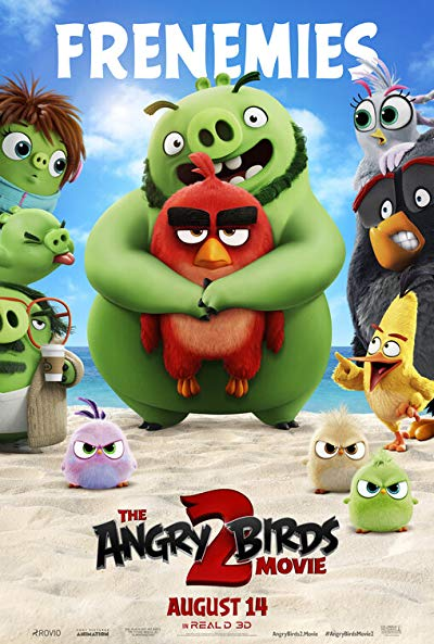 The Angry Birds Movie 2 2019 1080p BluRay DDP7.1 x264-Geek