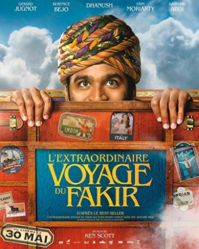 The Extraordinary Journey of the Fakir 2018 BluRay REMUX 1080p AVC DTS-HD MA 5.1 - KRaLiMaRKo