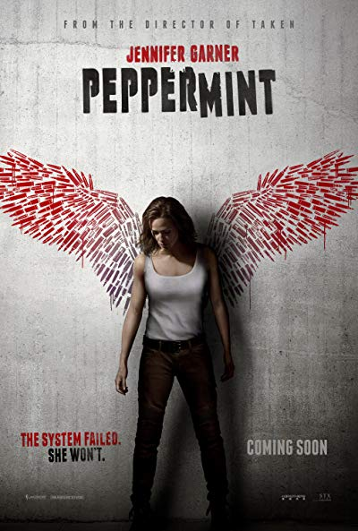 Peppermint 2018 720p BluRay DTS x264-SPARKS