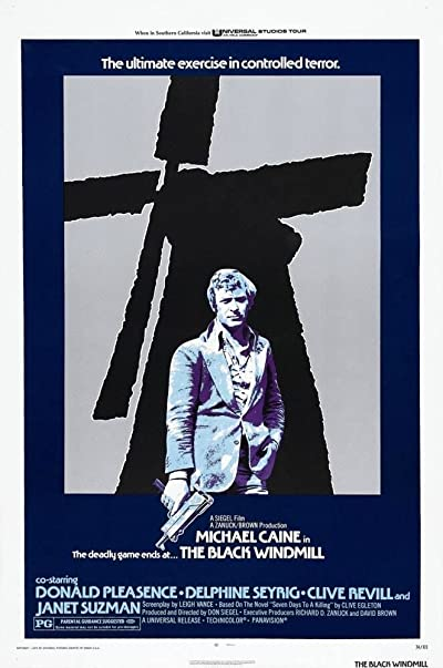 The Black Windmill 1974 1080p BluRay FLAC x264-GUACAMOLE