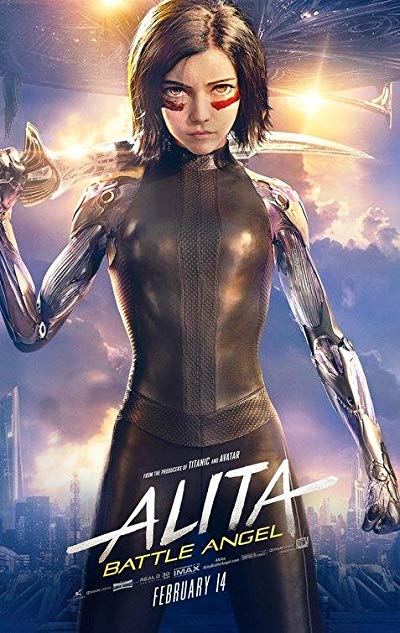 Alita Battle Angel 2019 2160p UHD BluRay REMUX HDR HEVC Atmos-EPSiLON