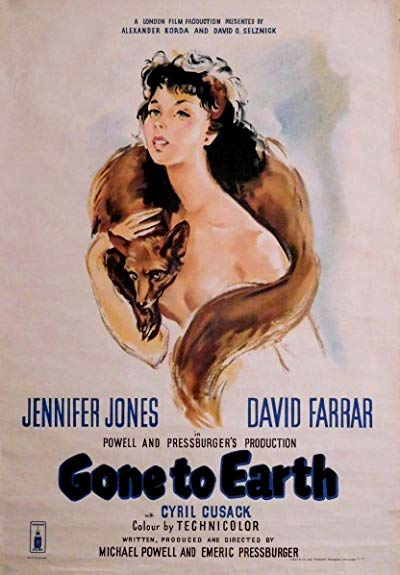 Gone to Earth 1950 BluRay REMUX 1080p AVC FLAC2.0-EPSiLON