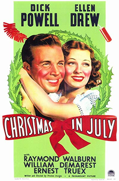 Christmas in July 1940 720p BluRay DTS x264-SiNNERS