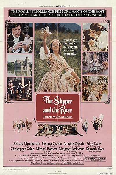 The Slipper and the Rose The Story of Cinderella 1976 1080p BluRay DTS x264-HDS