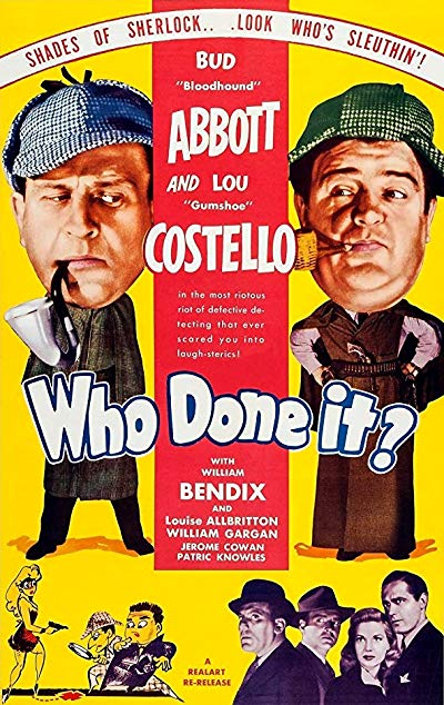 Who Done It 1942 BluRay REMUX 1080p AVC FLAC2.0-EPSiLON