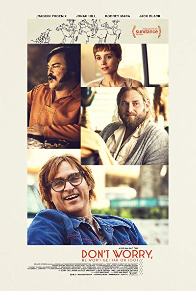 Dont Worry He Wont Get Far on Foot 2018 Hybrid BluRay REMUX 1080p AVC DTS-HD MA 5.1 - KRaLiMaRKo