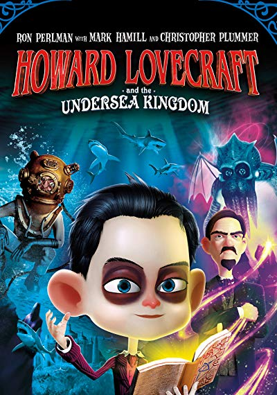 Howard Lovecraft and the Undersea Kingdom 2018 1080p WEB-DL DD5.1 H264-EVO