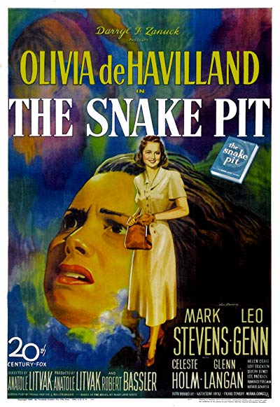The Snake Pit 1948 BluRay REMUX 1080p AVC DTS-HD MA 1.0 - KRaLiMaRKo