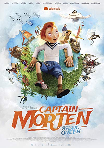Captain Morten and the Spider Queen 2018 1080p WEB-DL DD5.1 H264-CMRG