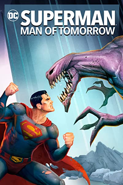 Superman Man of Tomorrow 2020 UHD BluRay 2160p DTS-HD MA 5.1 HEVC REMUX - KRaLiMaRKo