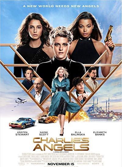 Charlies Angels 2019 1080p WEB-DL DD5.1 H264-EVO