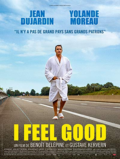 I Feel Good 2018 BluRay REMUX 1080p AVC DTS-HD MA 5.1 - KRaLiMaRKo