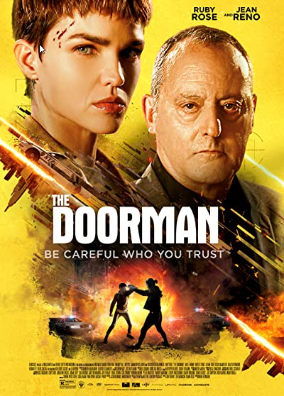 The Doorman 2020 2160p UHD BluRay DTS-HD MA 5.1 x265-FREEMAN