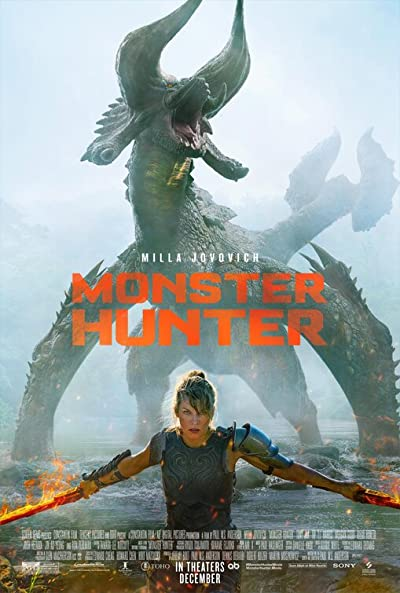 Monster Hunter 2020 2160p UHD BluRay TrueHD 7.1 HDR TrueHD 7.1 x265-CtrlHD