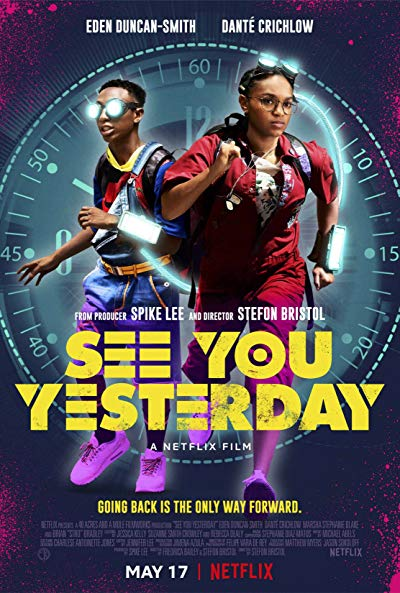 See You Yesterday 2019 1080p NF WEB-DL DD5.1 x264-NTG