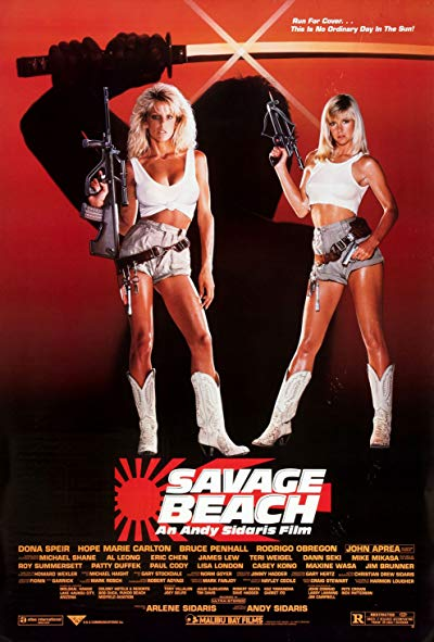 Savage Beach 1989 1080p BluRay DTS x264-BRMP