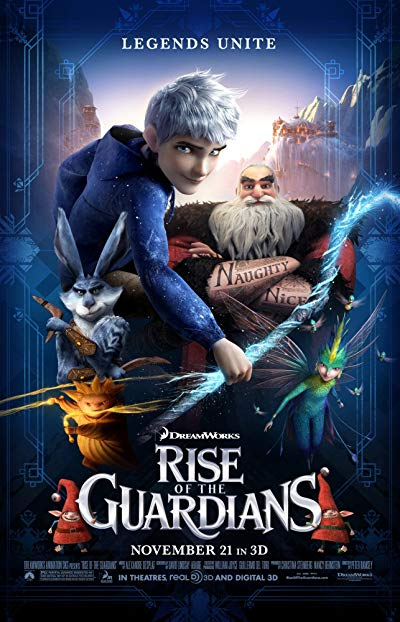 Rise of The Guardians 2012 3D MULTi 1080p BluRay DD5.1 x264-THREESOME