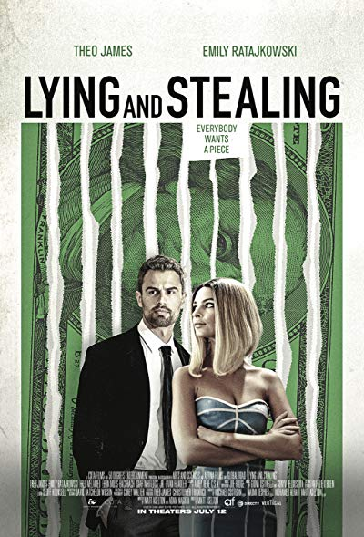 Lying and Stealing 2019 1080p BluRay DD5.1 x264-PSYCHD