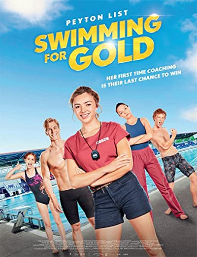 Swimming For Gold 2020 1080p WEB-DL DD5.1 H264-CBFM