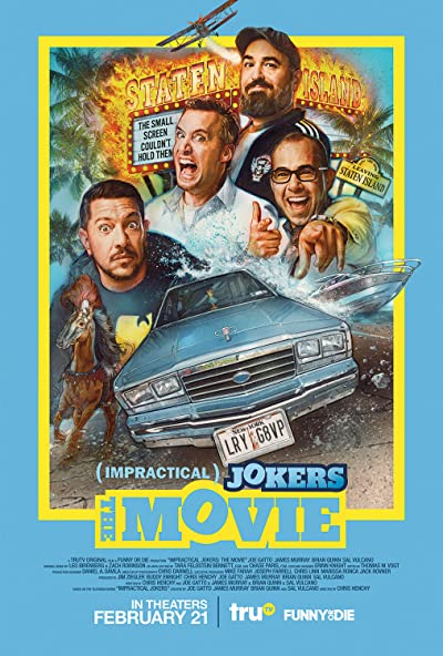 Impractical Jokers The Movie 2020 720p BluRay DD5.1 x264-WUTANG