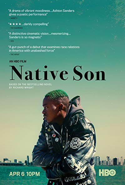 Native Son 2019 AMZN 1080p WEB-DL DD5.1 H264-NTG