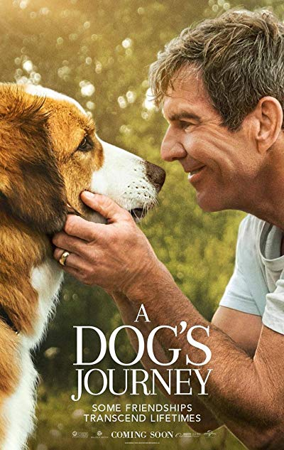 A Dog's Journey 2019 1080p BluRay DD 7 1 DD7.1 x264-SbR