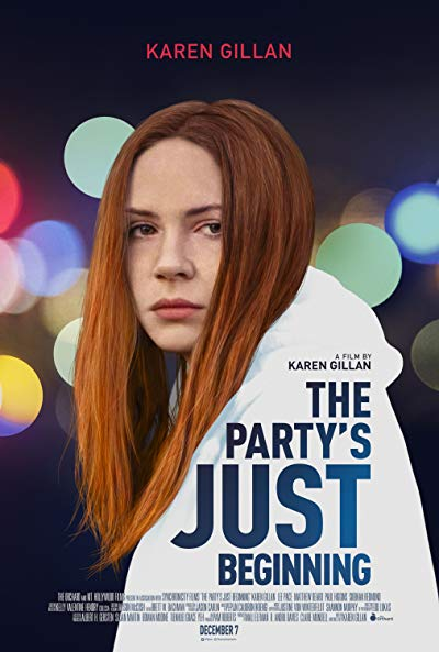 The Partys Just Beginning 2018 AMZN 1080p WEB-DL DD5.1 H264-NTG
