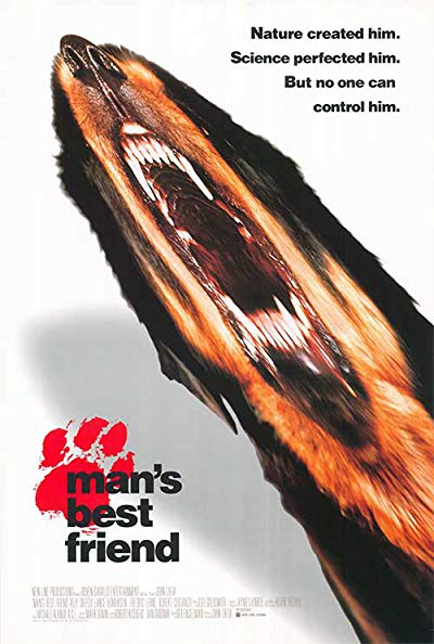 Man's Best Friend 1993 BluRay REMUX 1080p AVC DTS-HD MA 5.1-xxMTWxx