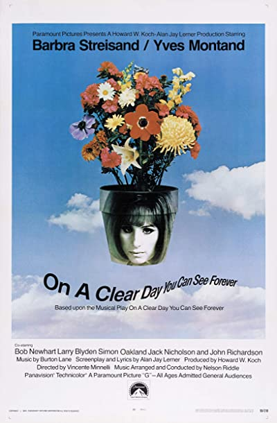On a Clear Day You Can See Forever 1970 1080p BluRay DD5.1 x264-LoRD