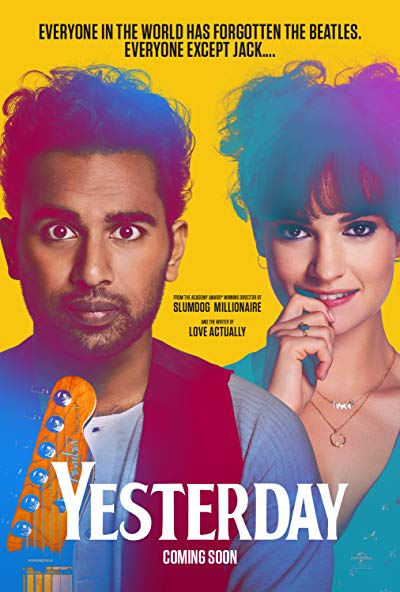 Yesterday 2019 720p BluRay DD5.1 x264-DRONES