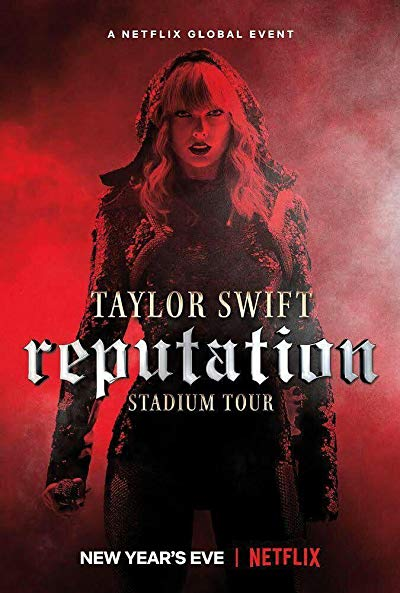 Taylor Swift reputation Stadium Tour 2018 1080p HEVC HDR10 NF WEB-DL DDP5 1 H265-iFT