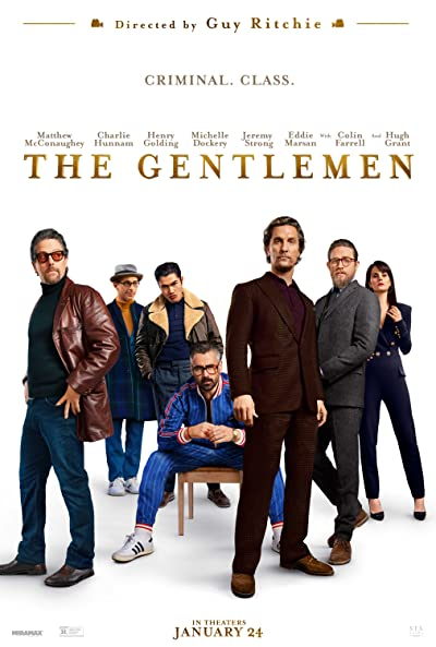 The Gentlemen 2019 2160p UHD BluRay REMUX HDR HEVC Atmos-EPSiLON