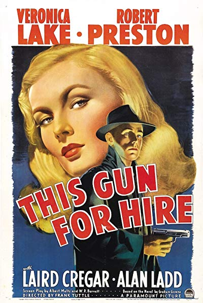 This Gun for Hire 1942 BluRay REMUX 1080p AVC DTS-HD MA 2.0 - KRaLiMaRKo