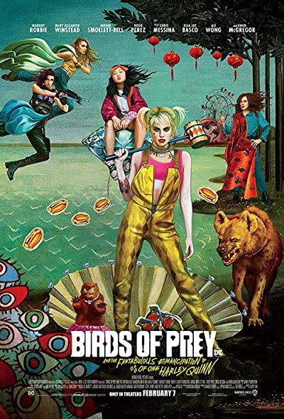 Birds of Prey And The Fantabulous Emancipation of One Harley Quinn 2020 2160p UHD BluRay TrueHD 7.1 x265-FLAME