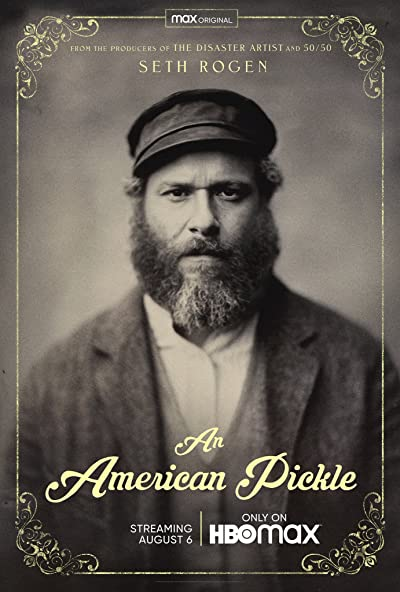 An American Pickle 2020 1080p WEB-DL DD5.1 H264-EVO