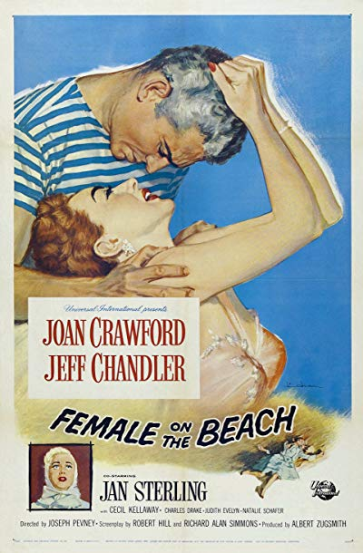 Female on the Beach 1955 BluRay REMUX 1080p AVC DTS-HD MA 2.0 - KRaLiMaRKo